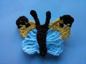 Broche Mariposa 1