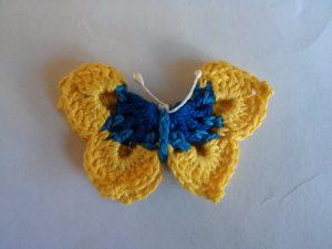 Broche Mariposa 2