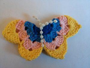 Broche Mariposa 4
