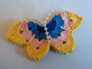 Broche Mariposa 5