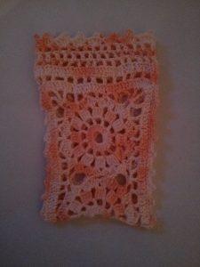 Bolsa Ambientador de Color Naranja