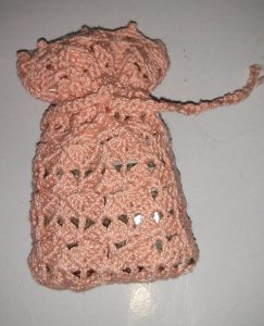 Más Bolsas Ambientador de Crochet