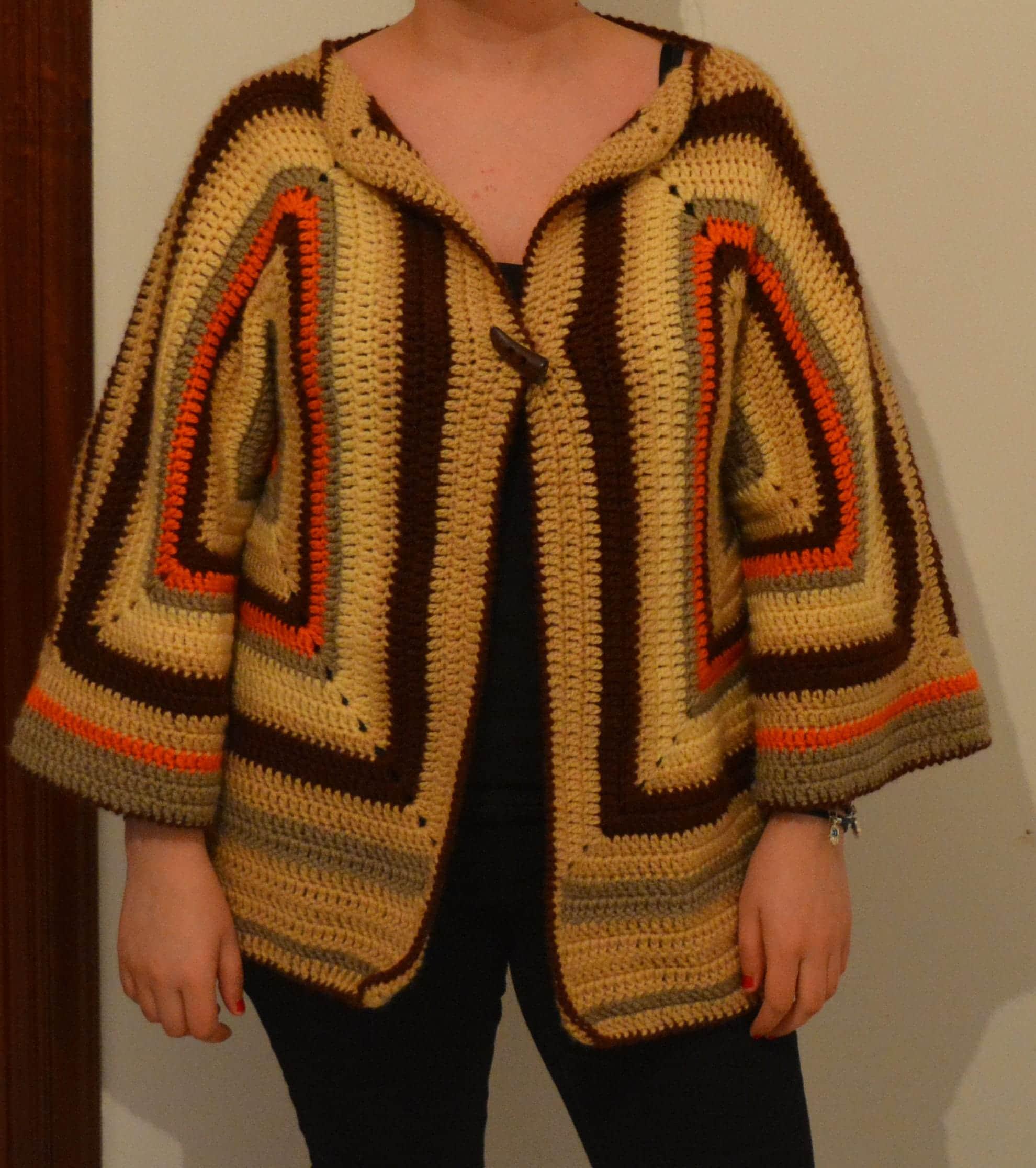 Chaqueta de lana mis cositas de punto - Puntos de lana ...